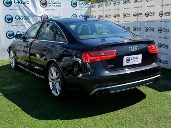 Audi S6 4.0 TFSI QUATTRO año 2014