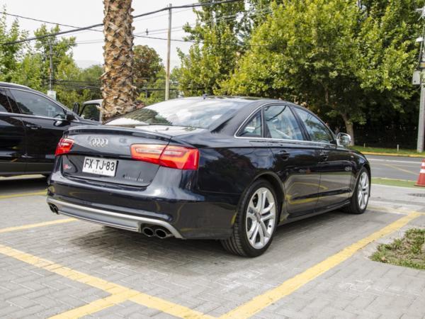 Audi S6  año 2014