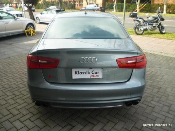 Audi S6 4.0 SLINE año 2014