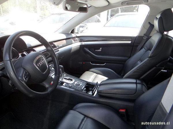 Audi S8 5.2 año 2010