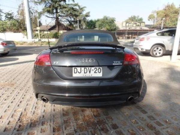 Audi TT  año 2012