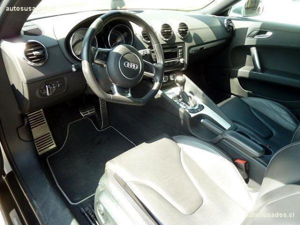 Audi TT S 2.0 T QS-STRONIC año 2013