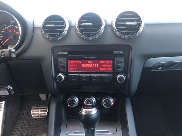 Audi TT 2.0 AT año 2013