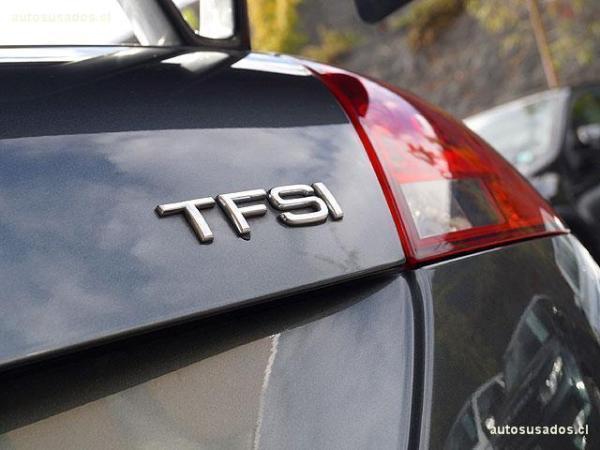 Audi TT 2.0 TFSI SLINE año 2014