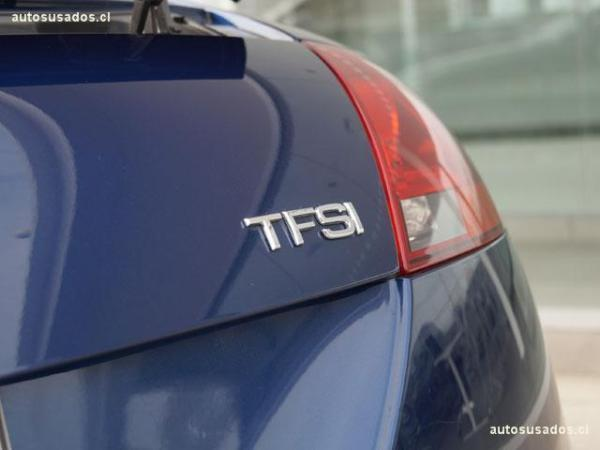 Audi TT 2.0 TFSI año 2015