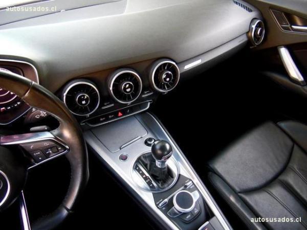 Audi TT Coupe TFSI 2.0 año 2016
