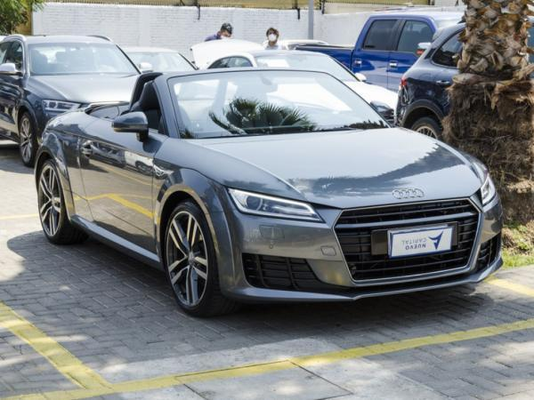 Audi TT CABRIOLET 2.0 año 2019
