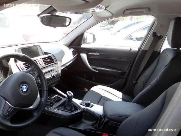 BMW 114  año 2014