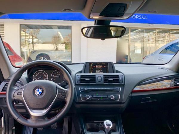 BMW 114 SPORT MECÁNICO 6 año 2015