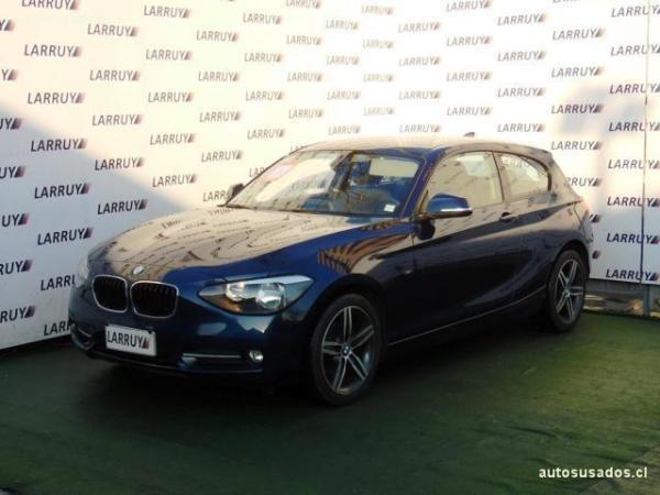 BMW 114 I 1.6 año 2015