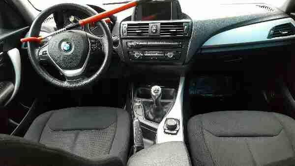 BMW 114i Turbo año 2013