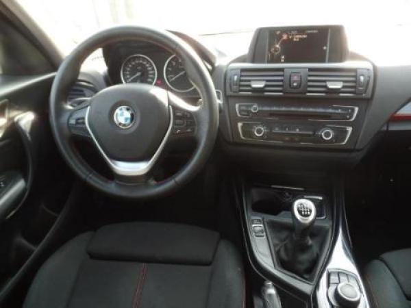 BMW 114i  año 2015