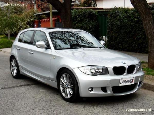 BMW 116 M 1.6 año 2011