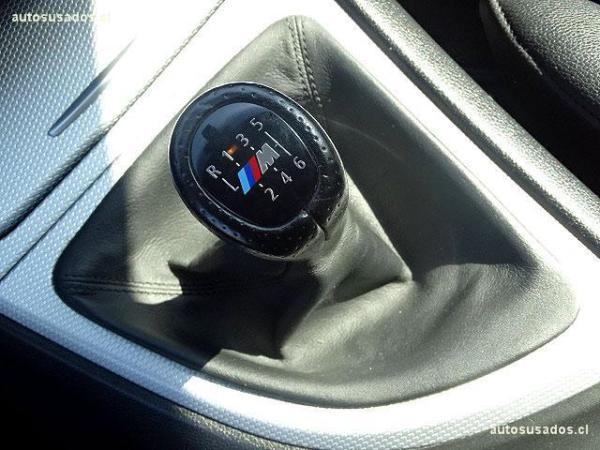BMW 116 3DR M B 1.6 M año 2012