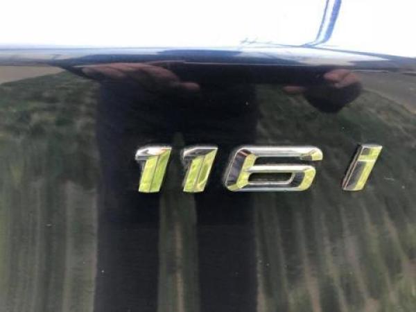 BMW 116  año 2012