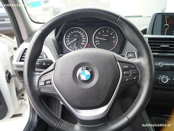 BMW 116 1.6 año 2012