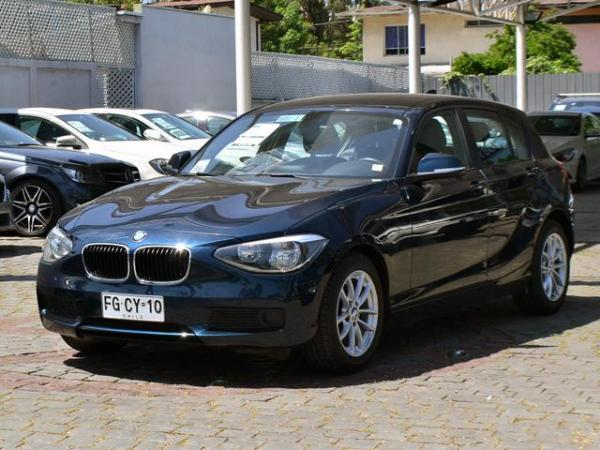 BMW 116 I año 2013