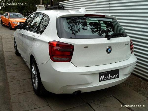 BMW 116 Turbo año 2013