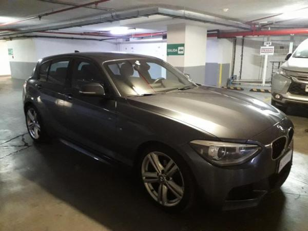 BMW 116 DSPORT 2.0 año 2014