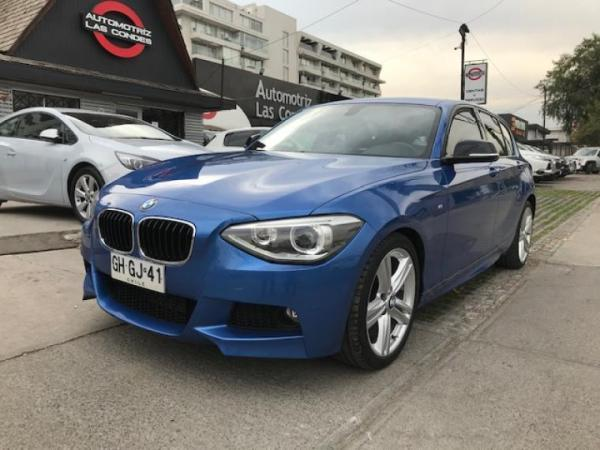 BMW 116 im sport año 2014