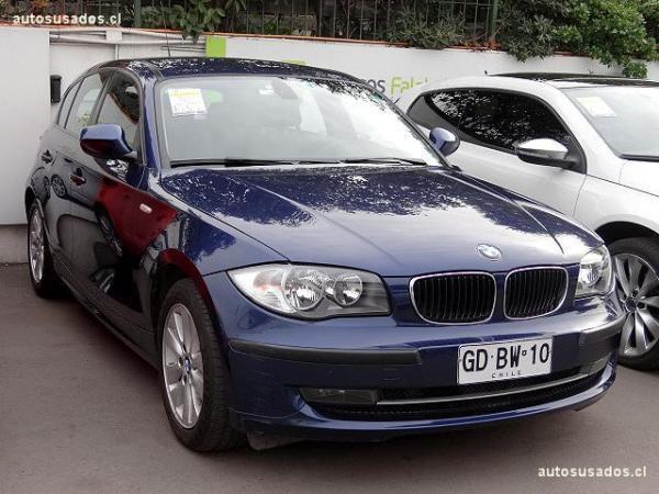 BMW 116 I año 2014