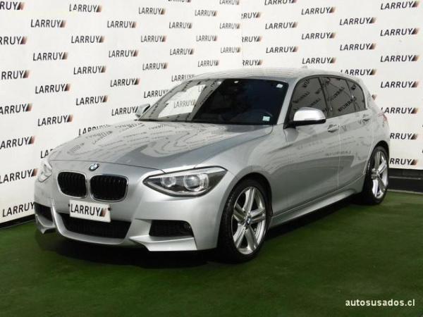BMW 116 I Sport 1.6 año 2014