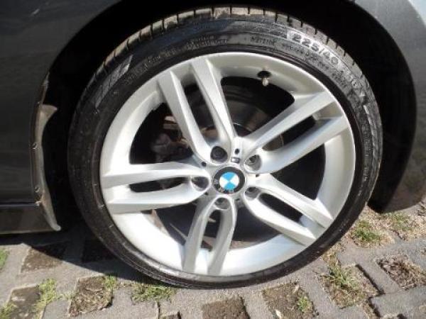 BMW 116  año 2015