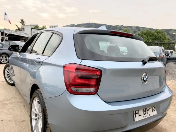 BMW 116D 2.0 año 2013