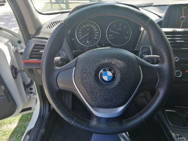 BMW 116D SPORT 2.0 AT 5PTAS año 2013