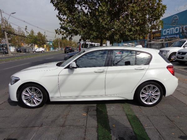 BMW 116I  año 2014