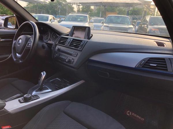 BMW 116I 1.6 SPORT AT año 2014