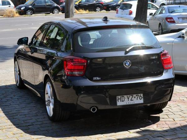 BMW 118 118 IA M AT año 2015