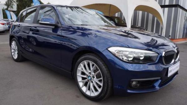 BMW 118 118 LCI AT MILLENIALS año 2018