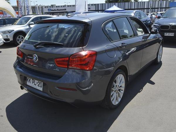 BMW 118 I 5- Millennial AT LCI II año 2018