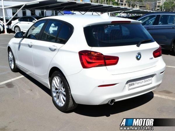 BMW 118 I 5- Executive AT LCI II año 2018