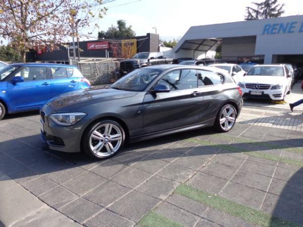 BMW 118I SPORT 1.6 . 170 año 2015