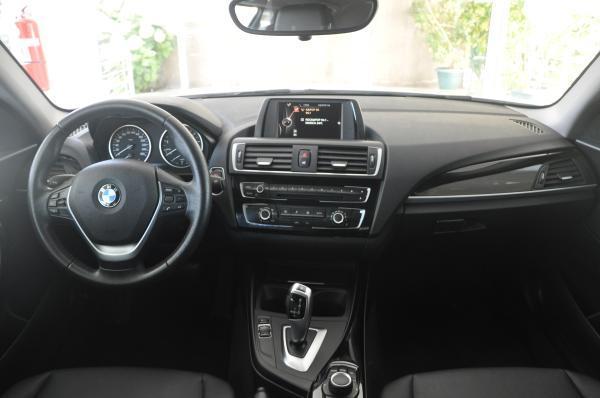 BMW 118I AT año 2017