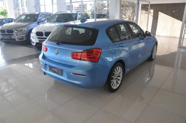 BMW 118I Executive año 2018