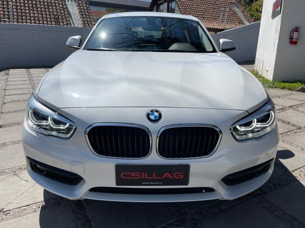 BMW 118I MILLENNIAL 5 PTS. año 2018