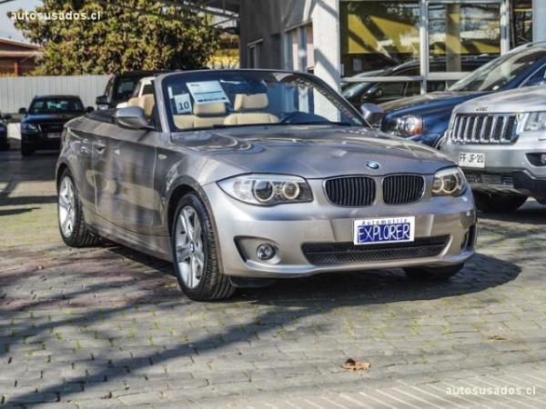 BMW 120 120 IA 2.0 CABRIO BENC año 2013