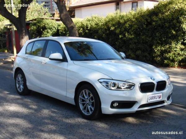 BMW 120 I LCI 1.6 año 2015