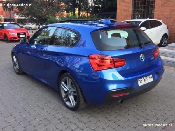 BMW 120 120i LCI M año 2016