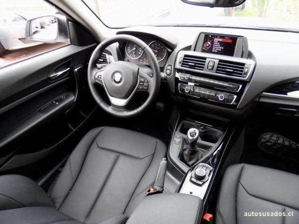BMW 120 I LCI 1.6 año 2016