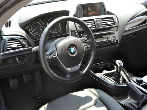BMW 120 I LCI 1,6 MT año 2016