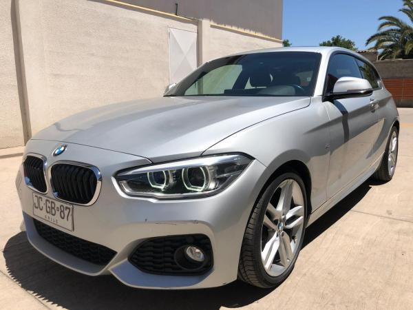 BMW 120 1.6 SPORT LCI AT año 2017