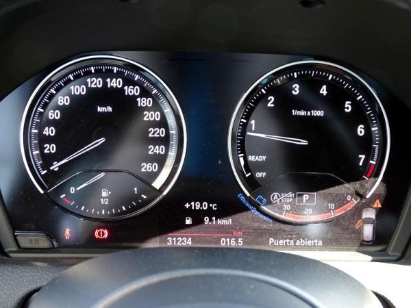 BMW 120 i 5- M Sport 2.0 año 2018