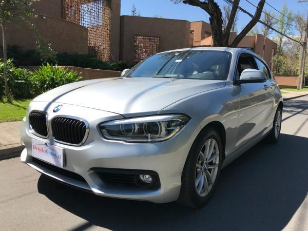 BMW 120i MT LCI año 2016