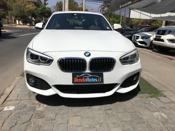 BMW 120i Sport LCI 1.6 año 2016