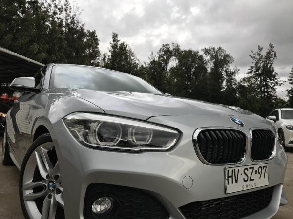 BMW 120i  año 2016