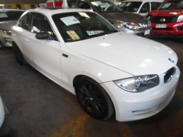 BMW 125 COUPE año 2010